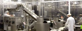 food industry process